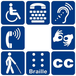 Access and Inclusion Services Logo